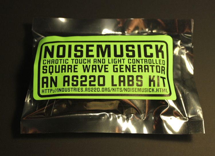 noisemusickBag